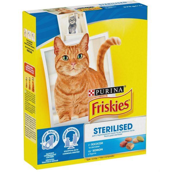 Сухой корм для стерилизованных кошек