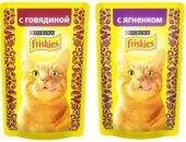 Корма Friskies для кошек