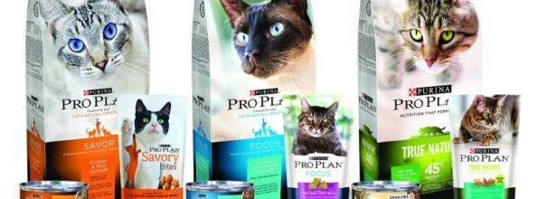 Корм «Проплан» для кошек