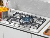 газовая варочная панель на кухне