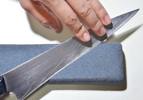 Наточить кухонный нож