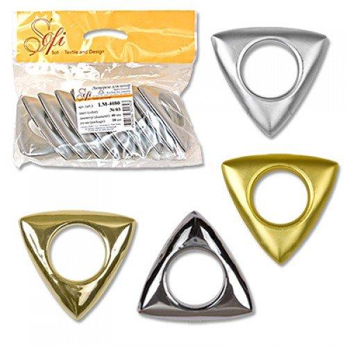 Треугольные люверсы фирмы «Гамма»