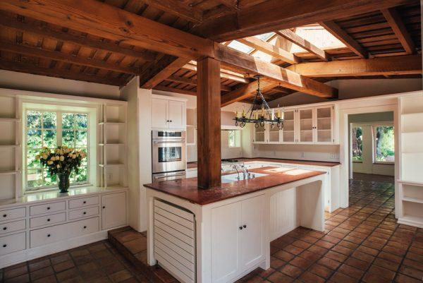 Кухня в доме Мерилин Монро
