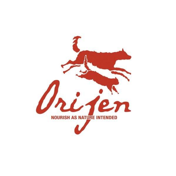 Совмещённый логотип Orijen