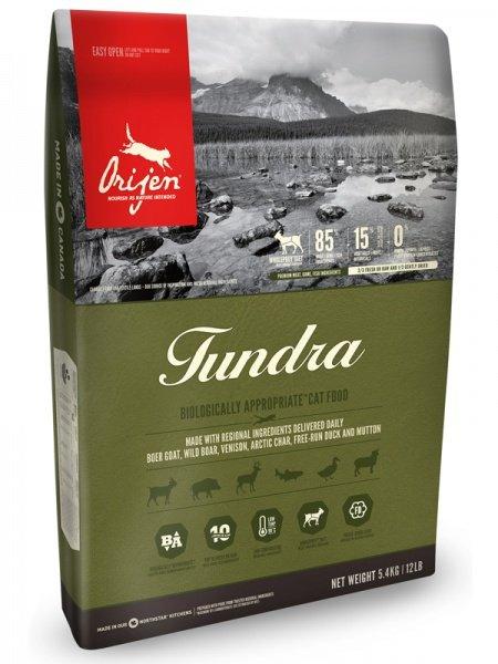 Сухой корм Orijen Tundra