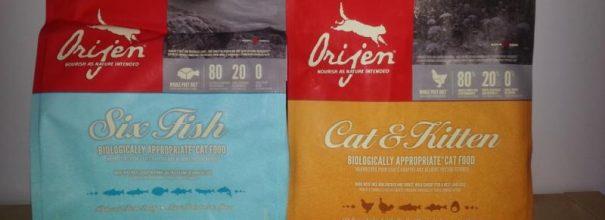 Корм Orijen для кошек