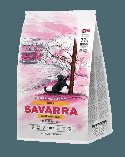 Сухой корм «Саварра» для взрослых кошек