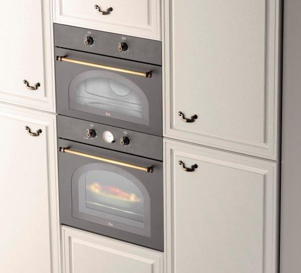 Комплект духовка и микроволновка