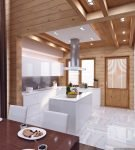 Современный скандинавский стиль в дизайне кухни