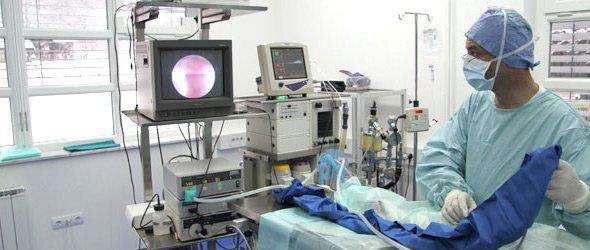 Видеолапароскопическая стерилизация кошки