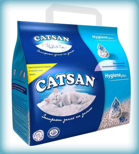 Впитывающий Catsan