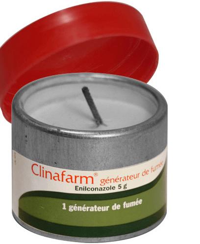 Клинафарм дымовая шашка