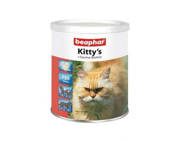 Витамины для кошек с таурином