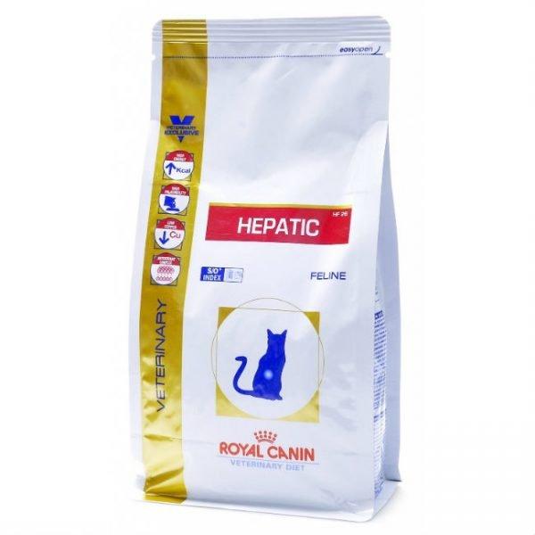 Сухой корм Royal Canin Hepatic