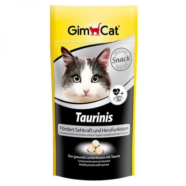 Витаминизированное лакомство для кошек с таурином