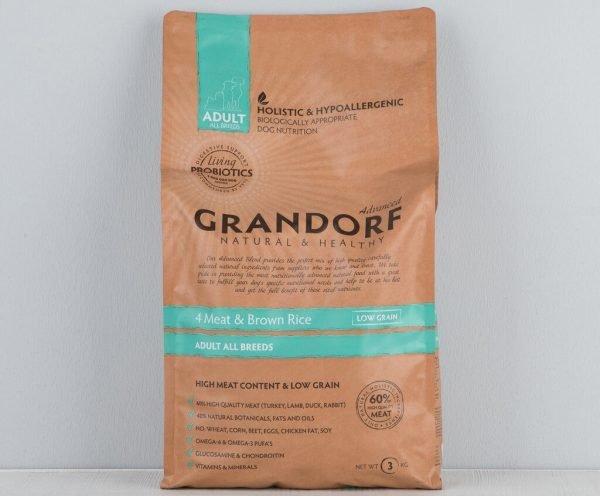 Сухой корм Grandorf для собак