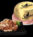 Sheba Classic консервы для кошек Ассорти из цыплёнка с уткой