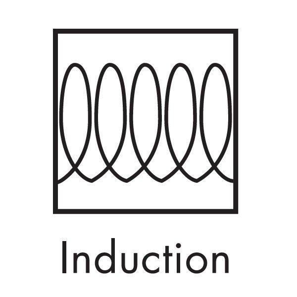 Значок индукции