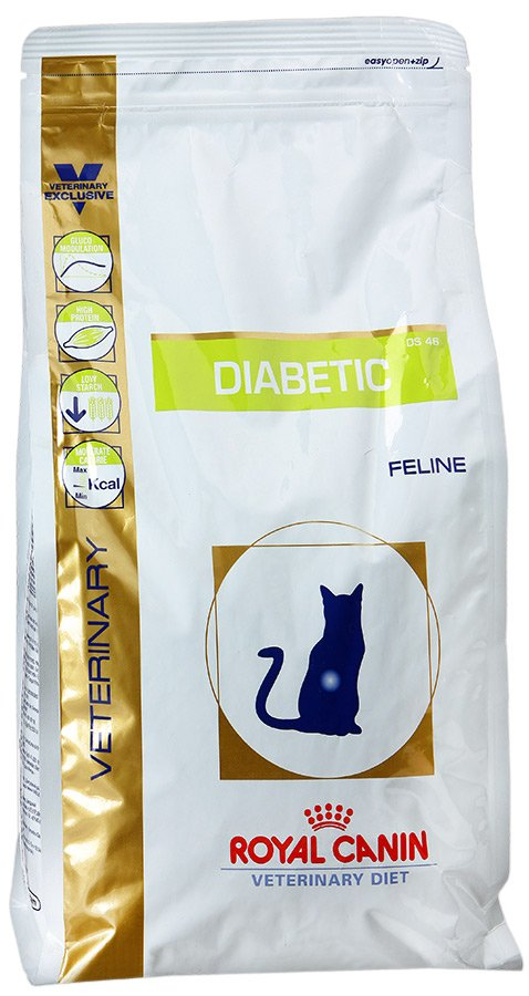 Корм для диабетиков Royal Canin