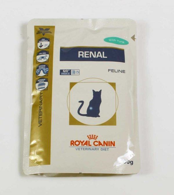 Паучи Royal Canin Renal