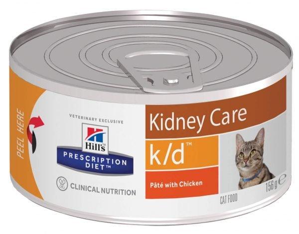 Корм Hill's Kidney Care