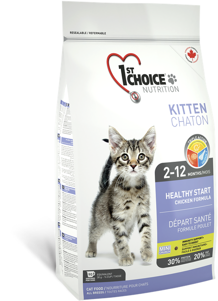 Сухой корм для котят 1st Choice