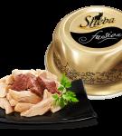 Sheba Fusion консервы для кошек Тальятта из цыпленка и нежной говядины