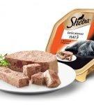 Консервы серии Sheba Delicatesso Патэ с телятиной и курицей