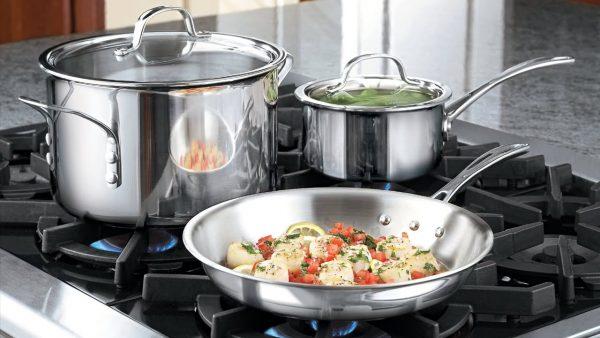 Посуда, подходящая для нагревания