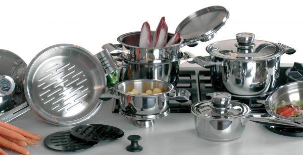 Большой набор посуды