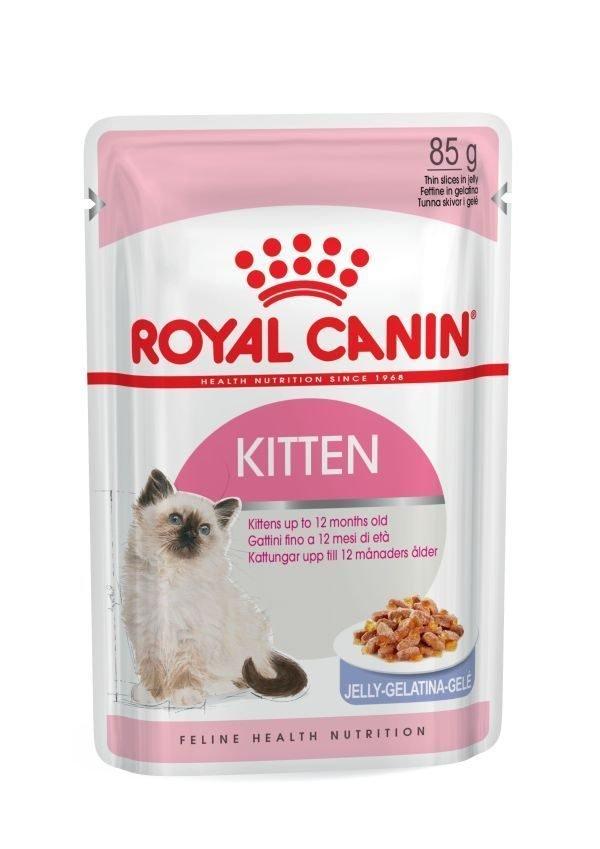 Паучи премиум-класса для котят Royal Canin