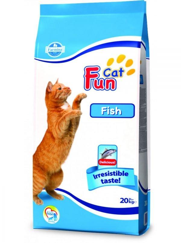 Сухой корм Farmina Fun Cat