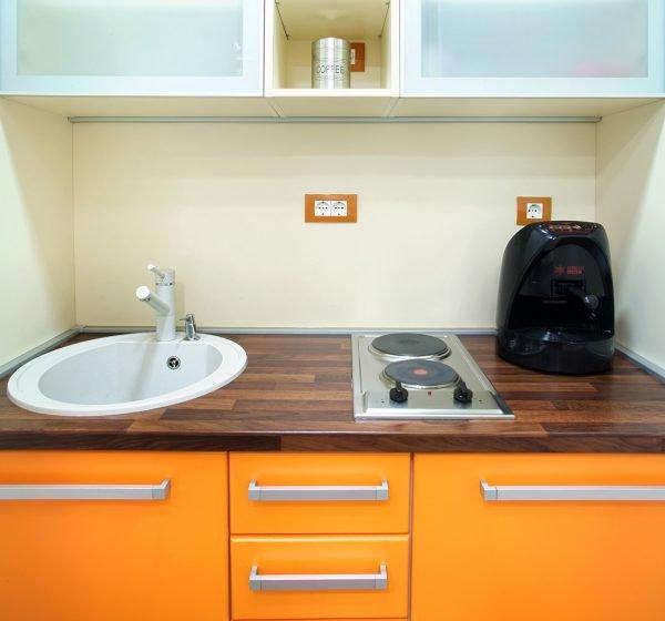 Кухня без духовки