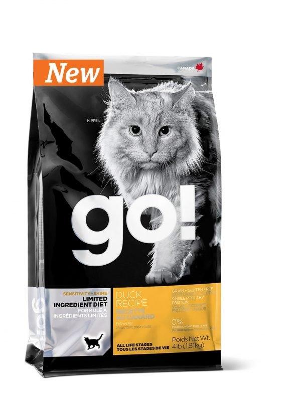 Сухой корм Go! для кошек всех возрастов