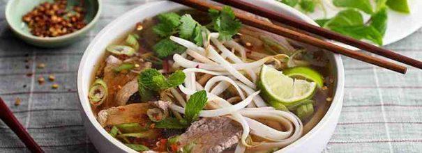 Вьетнамский суп фо бо с говядиной - волшебное сочетание вкусом и ароматов, в которое невозможно не влюбиться