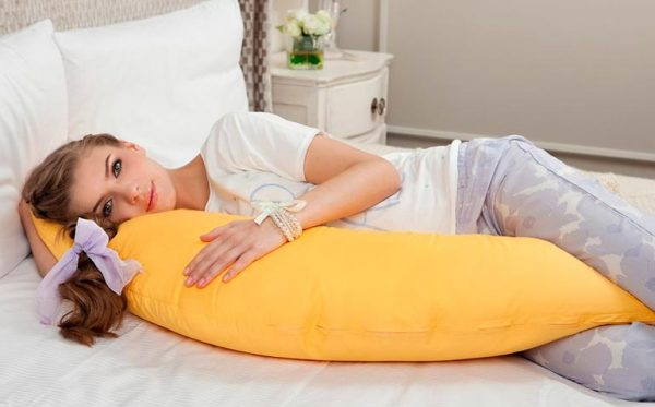 Подушка-банан