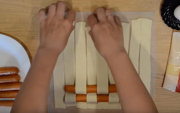 Плетение шахматки