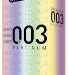 Упаковка Окамото платинум 0,03