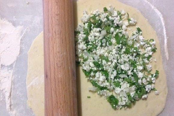 Начинка для картофельной лепёшки