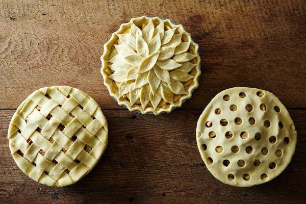 Варианты украшений для пирогов