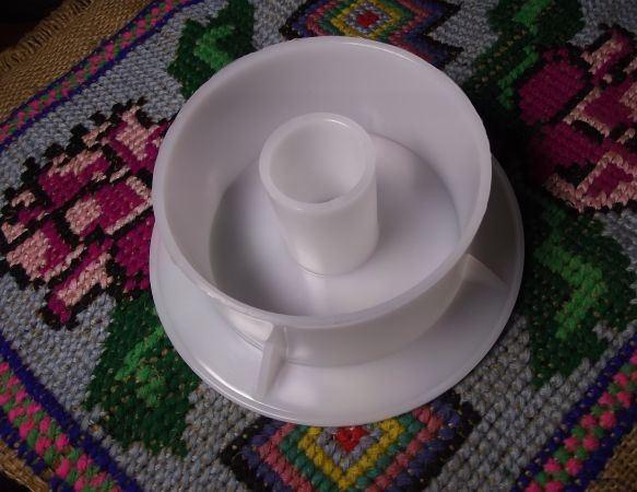 Крышка-утяжелитель для изготовления сыра в домашних условиях