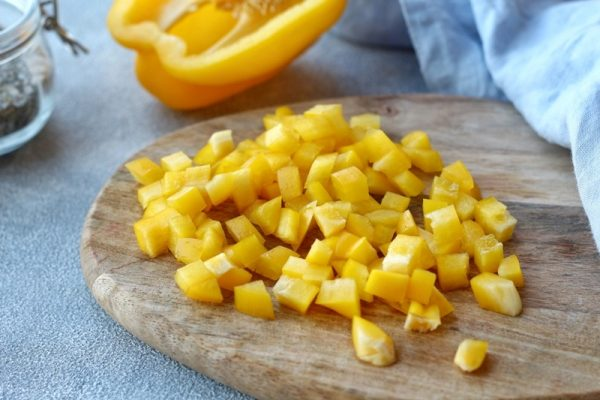 Болгарский жёлтый перец