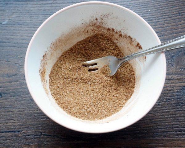 Сахар со специями