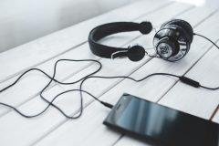 музыка на смартфоне вк