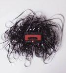 Отпугиватель птиц из кассетной плёнки