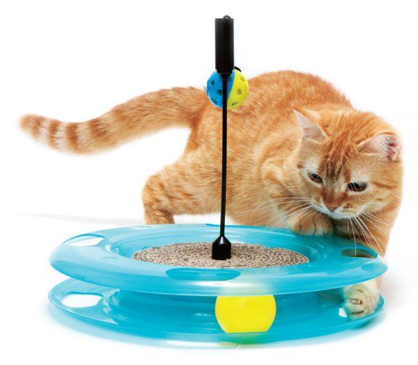 Игра-головоломка для кошек