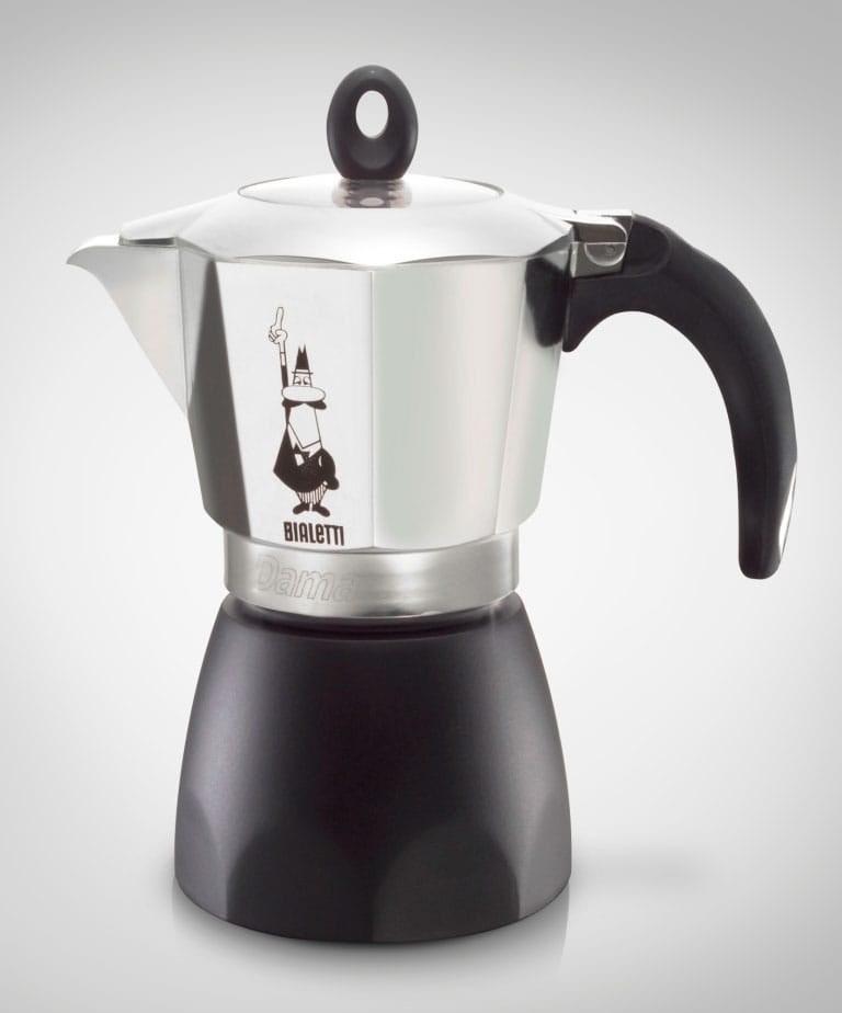 Гейзерная кофеварка если залить меньше воды