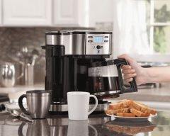 кофеварки в интерьере