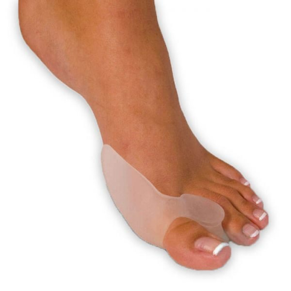 Силиконовые накладки для большого пальца ноги