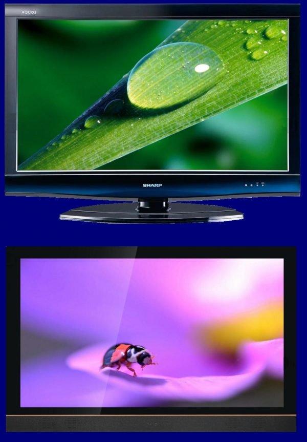 LCD и LED мониторы